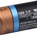 CR2 batteri