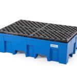 uppsamlingskarl-av-plast-polysafe-euroline-typ-f2-200-w-for-2-fat-med-plastgaller-1-8a53